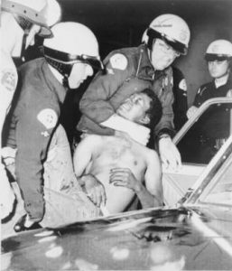 police brutality against afro-americans